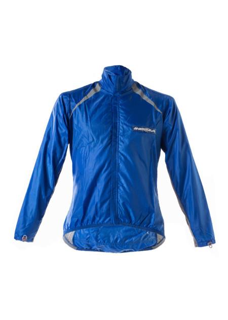 Ladies-Rain Jacket-Blue Indola