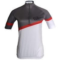 Charcoal Pantani Ladies Lycra Cycling Shirt FI