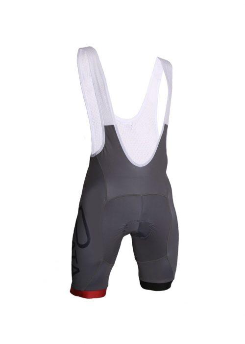 Charcoal Pantani Mens Lycra Bib Shorts Pants FI
